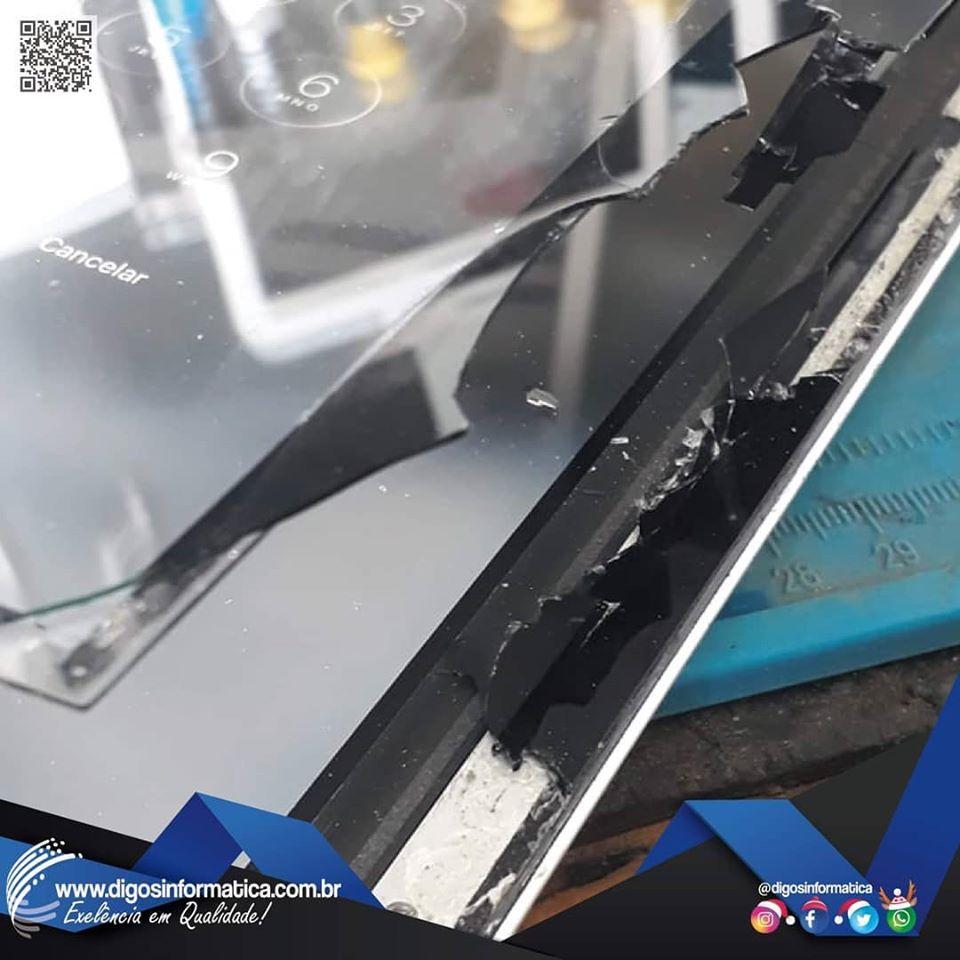 ipad quebrado